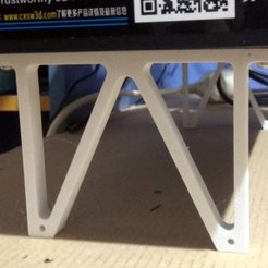 PATAS_FUENTE_ALIMENTACION_CREALITY_CR10_1.jpg Download free STL file CR10 Power Supply Legs • 3D print object, Imprenta3D