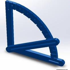 Descargar modelo 3D gratis Medidor de ángulo, Imprenta3D