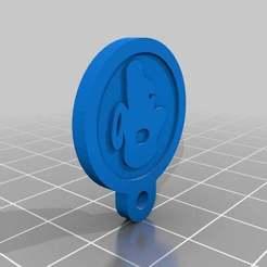 IMPRENTA3D_MONEDA_1_EURO.jpg Télécharger fichier STL gratuit Une pièce d'un euro • Objet pour imprimante 3D, Imprenta3D