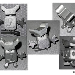 Download free STL file Muñeco Imprenta3D • 3D print model, Imprenta3D
