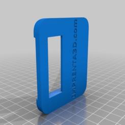 dfc9be228a8a9493d6628fa765efb97b.png Télécharger fichier STL gratuit LES PIEDS ZOWI EN PIÈCES • Design pour impression 3D, Imprenta3D