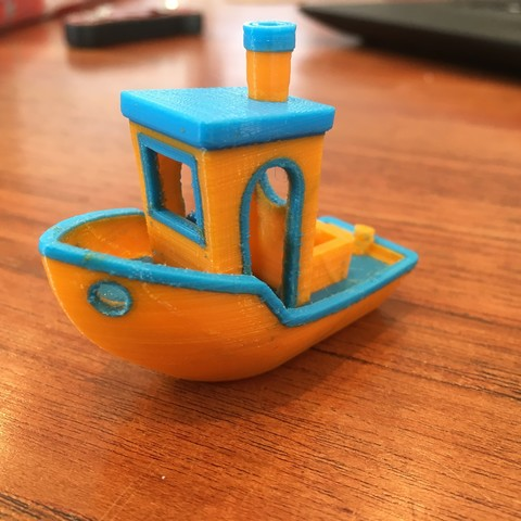 Free 3D printer designs #3DBenchy - The jolly 3D printing torture-test, ColeRoss3D