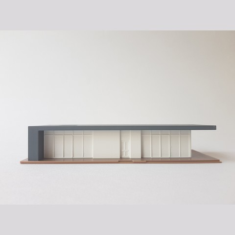 p01.jpg Download STL file Country House • Model to 3D print, ARCH-GRAPHIC