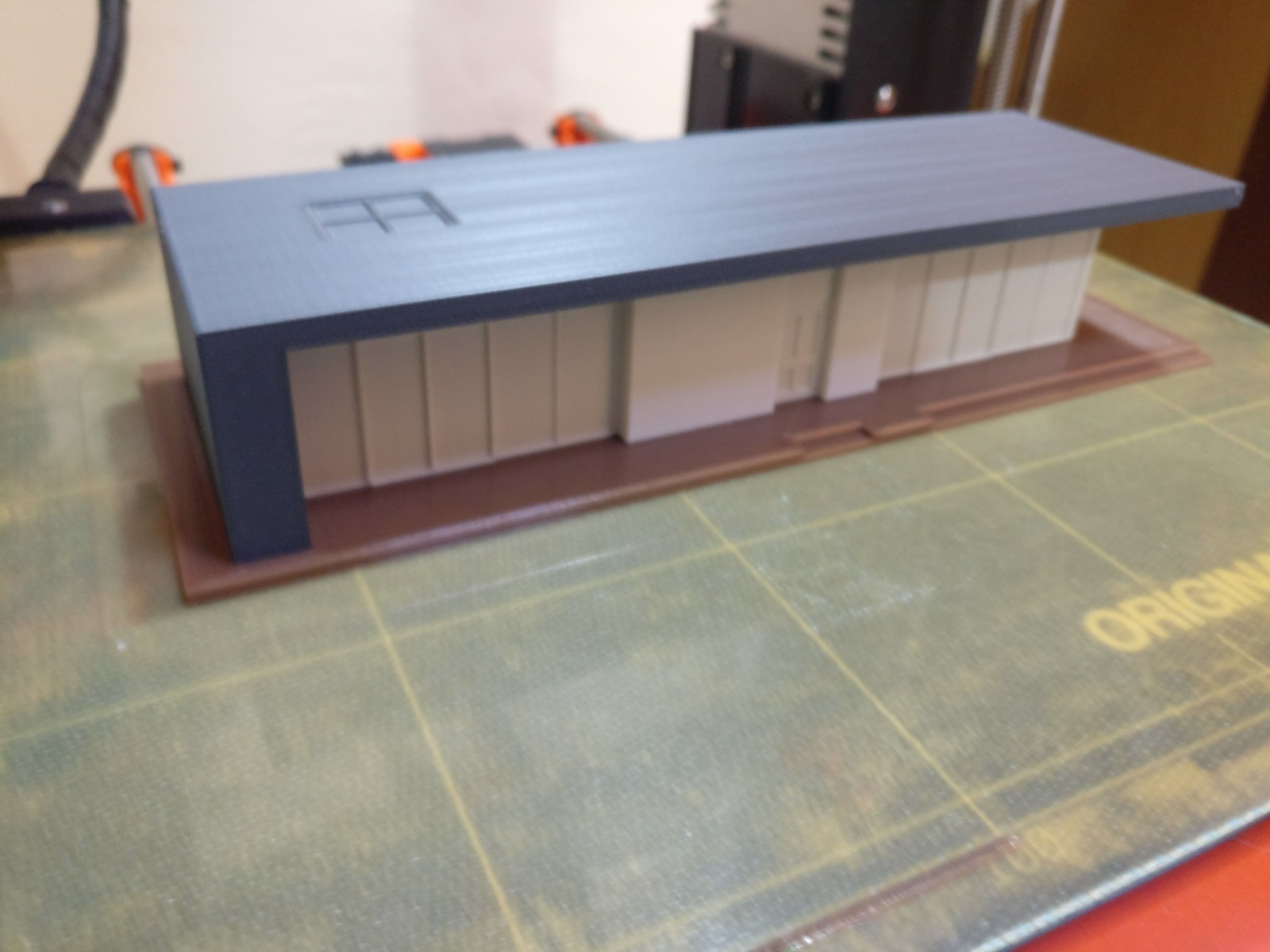 p10.jpg Download STL file Country House • Model to 3D print, ARCH-GRAPHIC