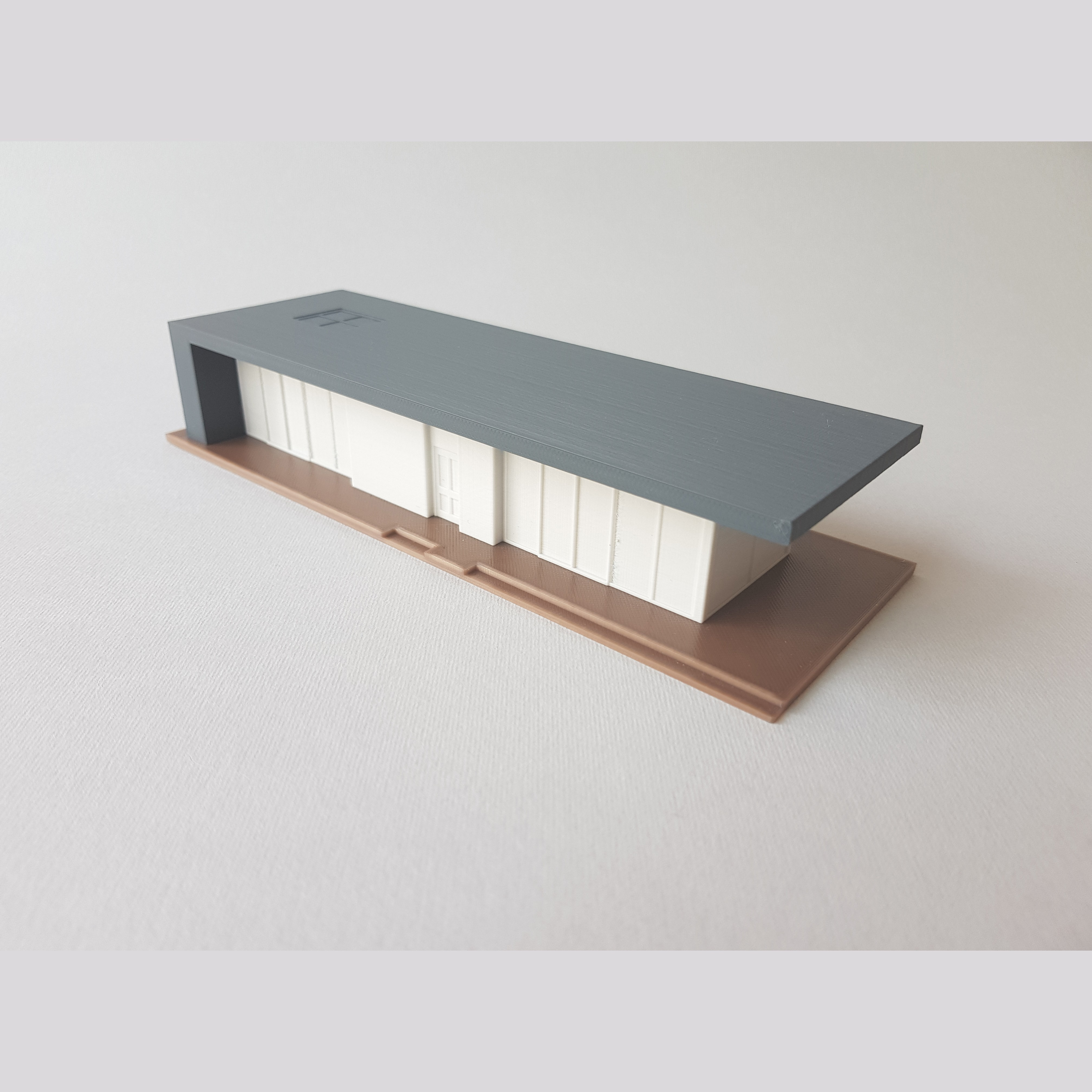 p03.jpg Download STL file Country House • Model to 3D print, ARCH-GRAPHIC