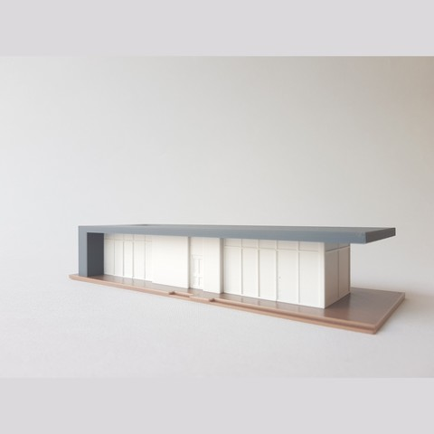 p02.jpg Download STL file Country House • Model to 3D print, ARCH-GRAPHIC
