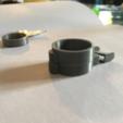 Modelos 3D gratis Questar 90 - protector solar para el investigador Qnestar, titi01