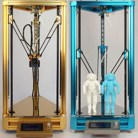 Free 3D printer files RobotDigg Kossel Mini V1.0, robotdigg