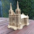 Download free 3D printer designs Sioux Falls Cathedral - South Dakota, USA, ermankutlu