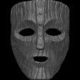 BPR_Render 3.jpg Download free STL file Loki Mask (Mask movie, Jim Carrey) • 3D printing model, Byambaa