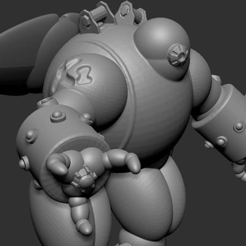 Fichier imprimante 3D gratuit Signature x1 robot, HuangAro