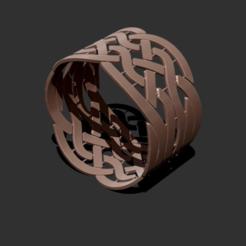 Télécharger fichier 3D gratuit bracelet, HuangAro