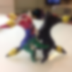 Download free STL file Umbreon ( Pokémon GO ) • Object to 3D print, HuangAro