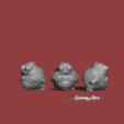 Diseños 3D gratis Dragón lindo / 蟾蜍 龍, HuangAro
