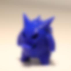 Descargar Modelos 3D para imprimir gratis Gengar, HuangAro