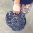 Download free STL file  Shopping Bag • 3D print template, HuangAro