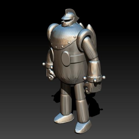 Imprimir en 3D gratis Iron Man 28, HuangAro