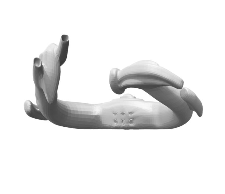 der.png Télécharger fichier STL gratuit Le Derelict, Juggernaut • Design pour imprimante 3D, Adonfff