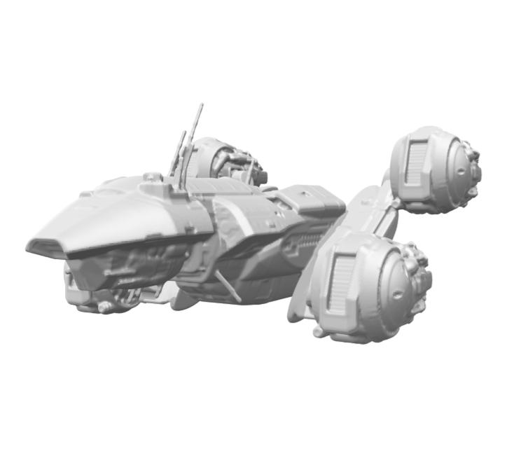 prom.png Télécharger fichier STL gratuit USCSS Prometheus • Objet pour imprimante 3D, Adonfff