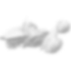 full.stl Télécharger fichier STL gratuit USCSS Prometheus • Objet pour imprimante 3D, Adonfff