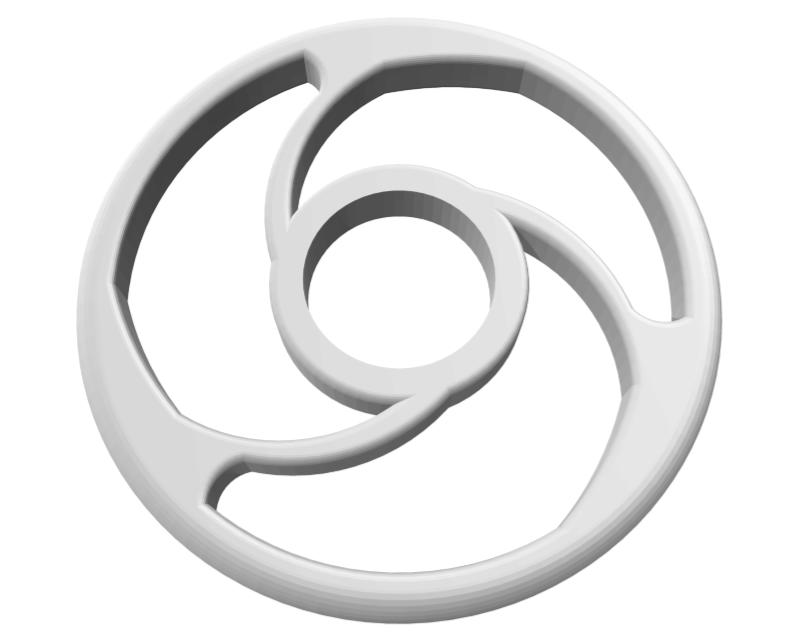 spinner2.png Download free STL file Spinner Flyer v2 • 3D printer model, Adonfff