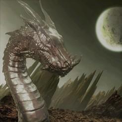 Download STL file Era Dragon, Adonfff