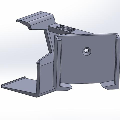 Image sans titre.png Download STL file Peugeot 308 smartphone support • 3D printer design, C1-concept
