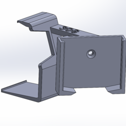 Télécharger fichier 3D Support smartphone peugeot 308, benheu