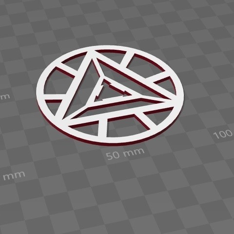 Free 3D model ARC reactor cupholders - IRONMAN, Herzellet