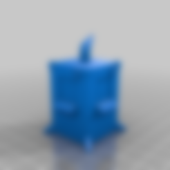 Download free 3D printing models Data terminal for Infinity the game, imonsei