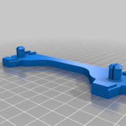 Download free 3D printer model universal filament spool holder, imonsei