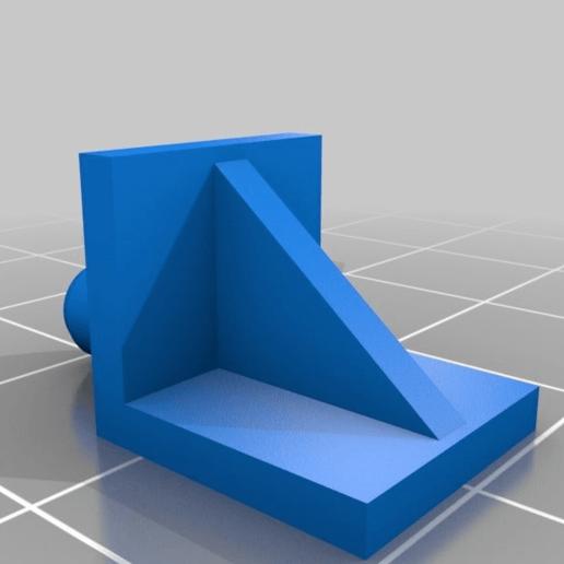 Download free STL file angle shelf bears • 3D printable object, imonsei