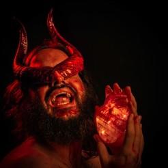 _ALB5229.jpg Download free STL file Devil's mask • Template to 3D print, muad_did