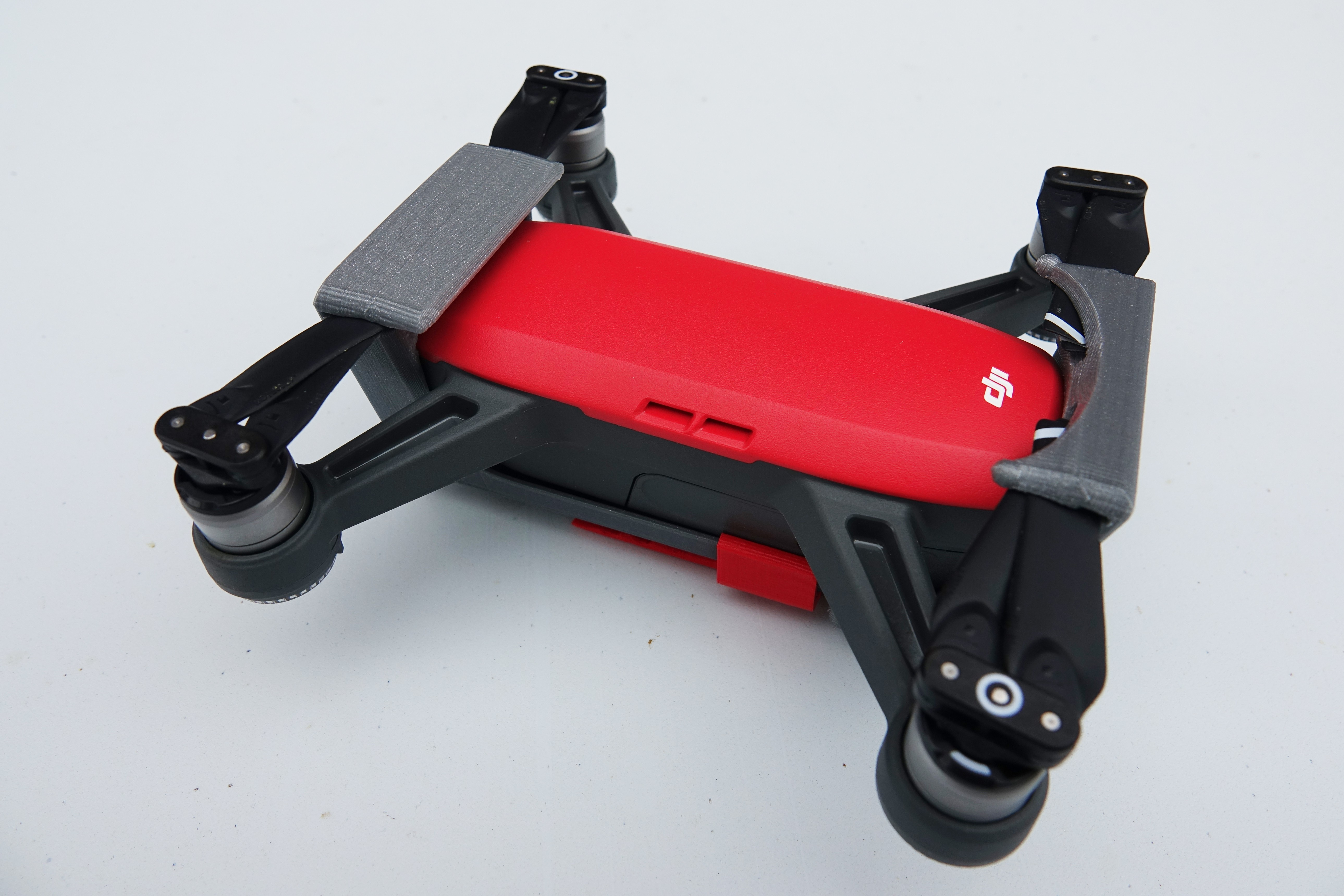 DSC01265.JPG Download free STL file Protection for DJI Spark • Template to 3D print, Luckyco