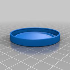 Télécharger fichier STL gratuit Couvercle de pot de yaourt • Modèle pour imprimante 3D, sapk