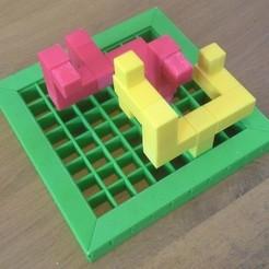 Download 3D printer designs Dimensor Board game., Newinno