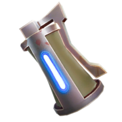 Fortnite grenade STL file, Freesty