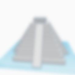 Diseños 3D gratis pirámide Inca, stephane49