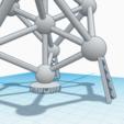 Atomium.png Download free STL file Atomium • 3D printing template, stephane49