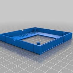 lecteur_cassette_sdlep-reader_haut.png Télécharger fichier STL gratuit boitier sd-lep façon lecteur cassette thomson • Plan pour imprimante 3D, stephane49