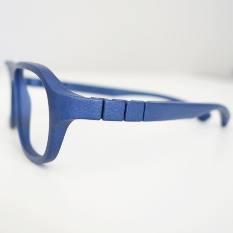 Free stl files VirtualTryOn.com - 3D Printing Glasses - Steve v2 ...