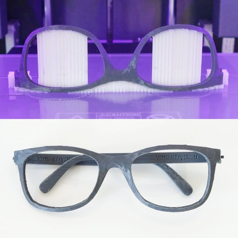 Download free STL file VirtualTryOn.fr - Glasses 3D printing - Low Paulie • 3D printing object, Sacha_Zacaropoulos