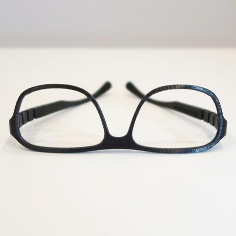 DSC03603.JPG Download free STL file VirtualTryOn.com - 3D Printing Glasses - Steve v2 - VTO • Object to 3D print, Sacha_Zacaropoulos