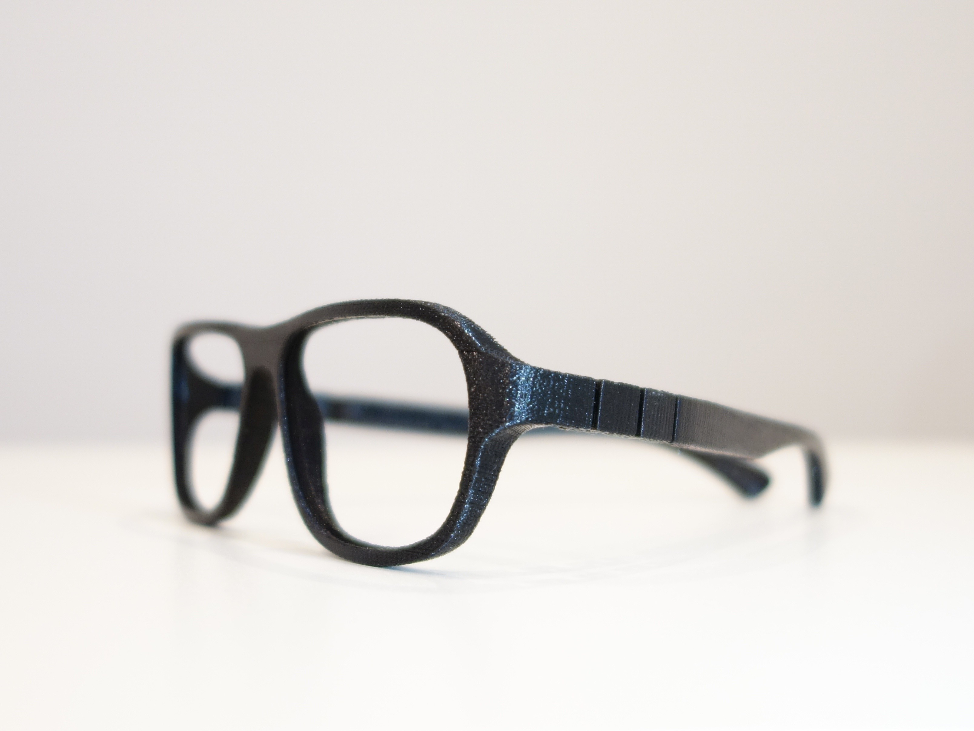 DSC03595.JPG Download free STL file VirtualTryOn.com - 3D Printing Glasses - Steve v2 - VTO • Object to 3D print, Sacha_Zacaropoulos