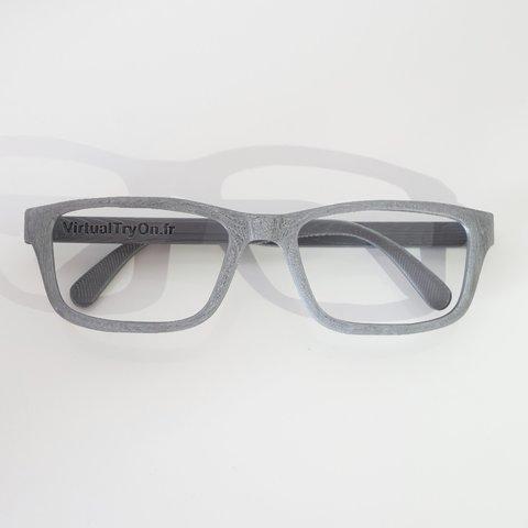 Monture lunettes 3d