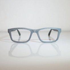 Modèle 3D gratuit VirtualTryOn.fr Monture de lunettes, VirtualTryOn_fr