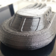 Hovercraft-01.png Download free STL file Hovercraft • Model to 3D print, abuky