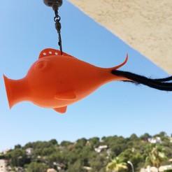 wind-vane-1.jpg Download STL file 💨 Wind Vane 🚩 • 3D printing design, abuky
