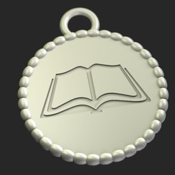 Download 3D printing templates Kids Reading Reward Medal 🏅📚, abuky