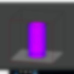 gobelet.stl Download free STL file tumbler toothbrushes • 3D printing object, olitu